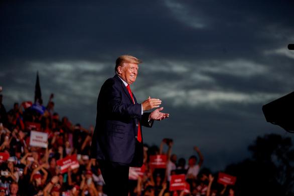Ông Trump gây quỹ hơn 100 triệu USD trong 6 tháng - Ảnh 2.