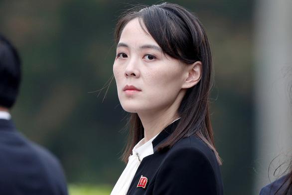 Mỹ và Hàn Quốc tập trận chung, em gái ông Kim Jong Un chỉ trích gay gắt - Ảnh 1.