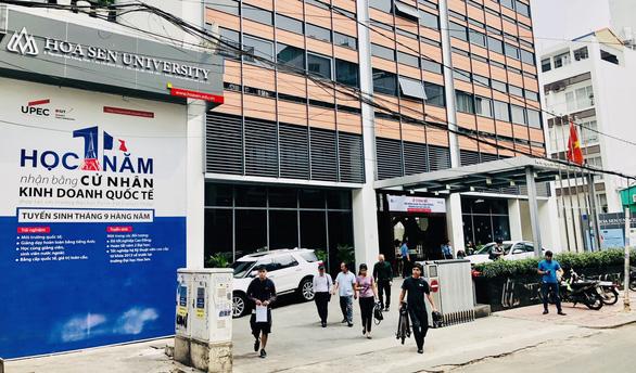 Điểm sàn xét tuyển Đại học Tài chính - marketing, Việt Đức, Hoa Sen, Hồng Bàng - Ảnh 1.