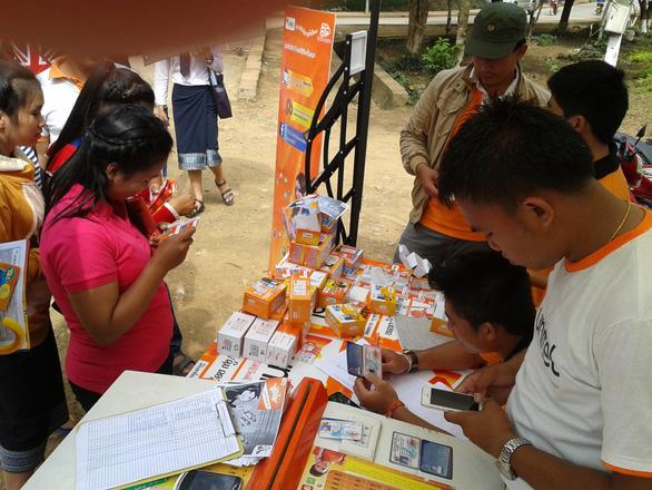 Quả ngọt trong hợp tác đầu tư Việt Nam - Lào - Ảnh 1.