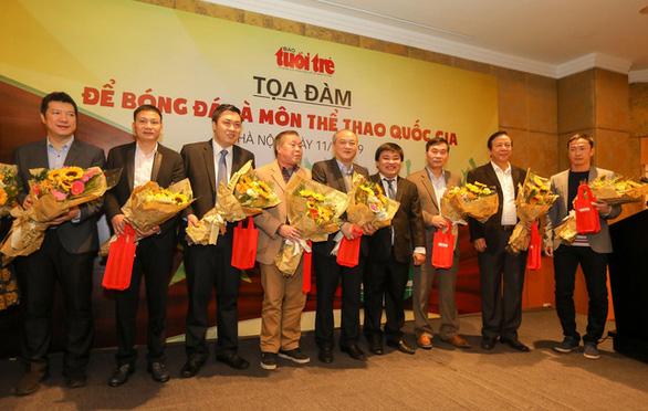 Ngô Công của bóng đá Việt Nam qua đời - Ảnh 2.