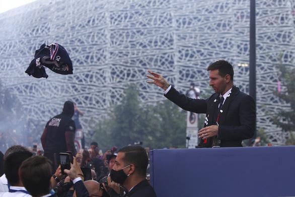 Messi tiết lộ: Neymar là một trong những lý do khiến tôi đến PSG - Ảnh 3.