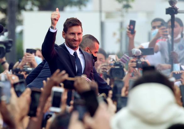 Messi tiết lộ: Neymar là một trong những lý do khiến tôi đến PSG - Ảnh 1.