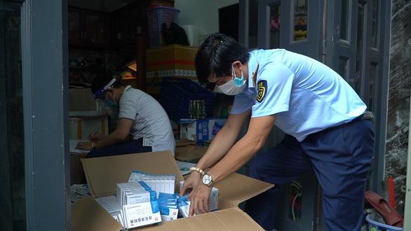 Hàng chục nghìn viên thuốc nhập lậu từ Trung Quốc được quảng cáo chữa bệnh COVID-19 - Ảnh 1.