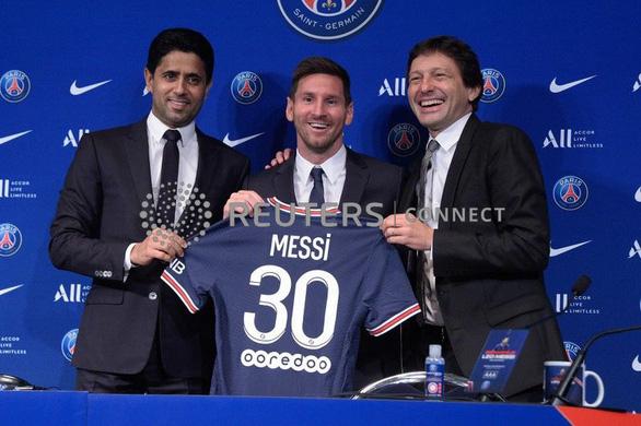 Messi tiết lộ: Neymar là một trong những lý do khiến tôi đến PSG - Ảnh 2.