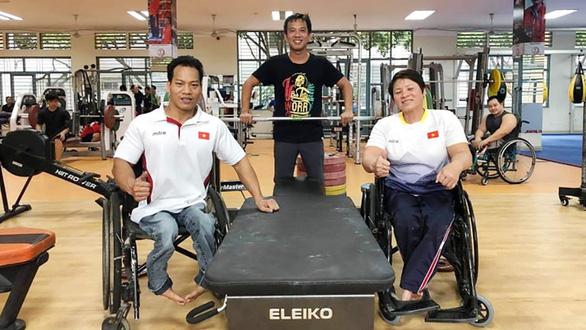 Thể thao người khuyết tật Việt Nam: Vượt khó đến Paralympic Tokyo 2020 - Ảnh 1.