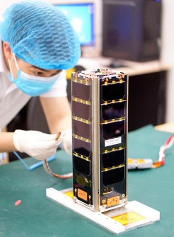Vệ tinh NanoDragon Made in Vietnam lên đường sang Nhật - Ảnh 2.