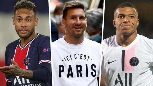 Messi sẽ thi đấu ở vị trí nào sau khi gia nhập PSG? - Ảnh 1.