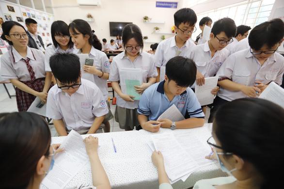 Đại học Giao thông vận tải TP.HCM: Điểm nhận hồ sơ xét tuyển từ 15-21 - Ảnh 1.