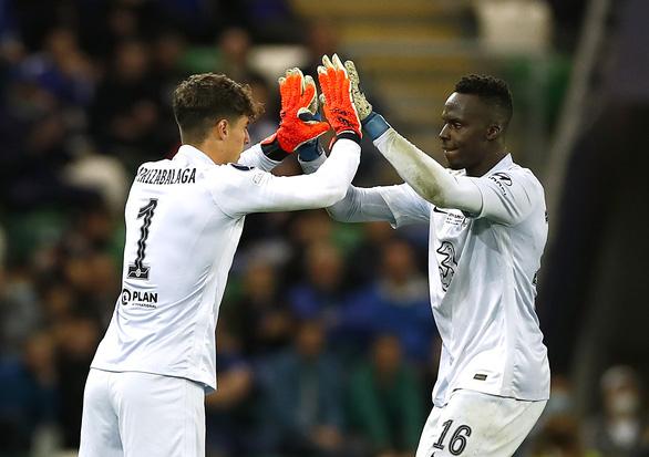 Chelsea đoạt Siêu cúp châu Âu 2021 sau loạt 'đấu súng' cân não - Ảnh 4.