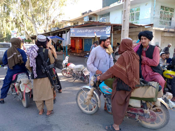 Tình báo Mỹ tiết lộ thời điểm Taliban chiếm thủ đô Kabul của Afghanistan - Ảnh 1.