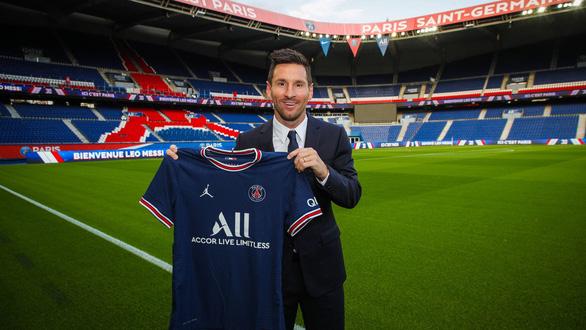 Messi - món quà trên trời rơi xuống cho PSG và Ligue 1 - Ảnh 1.