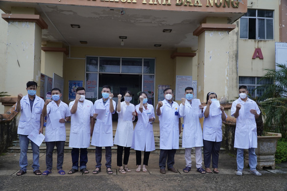 Bác sĩ miền Trung xuất quân vào TP.HCM để cứu bệnh nhân COVID-19 - Ảnh 5.