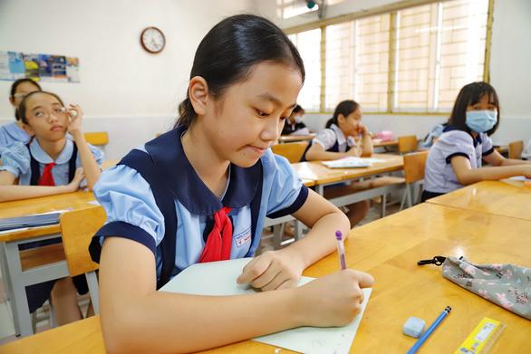 TP.HCM điều chỉnh phương án xét tuyển và chỉ tiêu vào lớp 6 Trường chuyên Trần Đại Nghĩa - Ảnh 1.