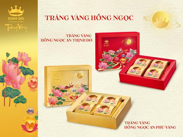 Kinh Đô khởi động mùa bánh Trung thu 2021 - Ảnh 1.