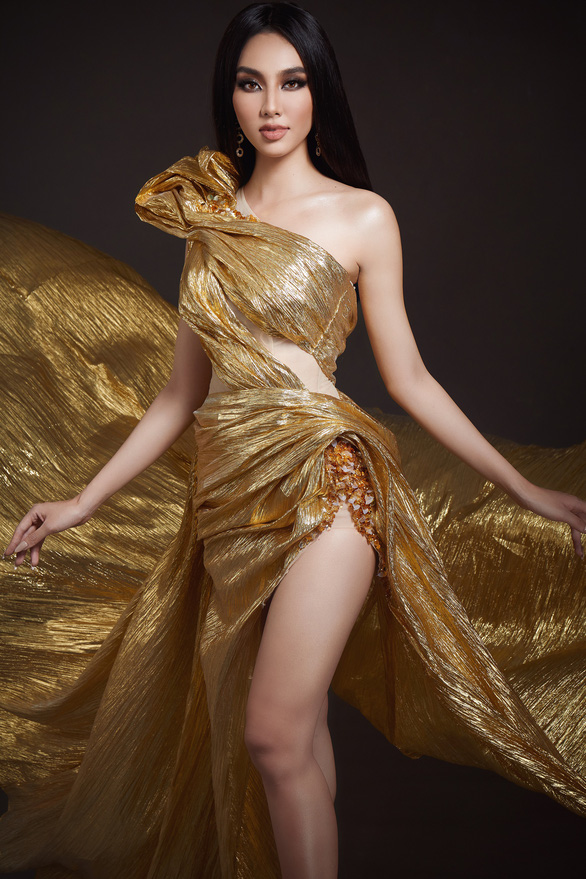 K-ICM does not want to return to the dark days, Thuy Tien competes in Miss Grand International - Photo 3.
