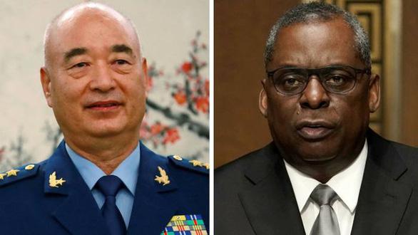 Bộ trưởng quốc phòng Mỹ 3 lần muốn gặp tướng Trung Quốc nhưng bất thành - Ảnh 1.