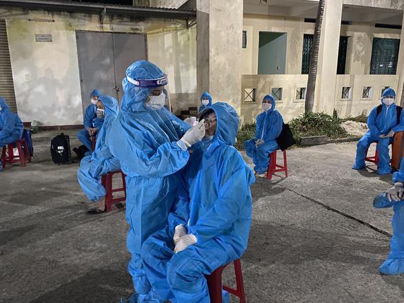 Khởi tố vụ án một phụ nữ về Quảng Nam trốn khai báo y tế, làm lây lan dịch - Ảnh 1.