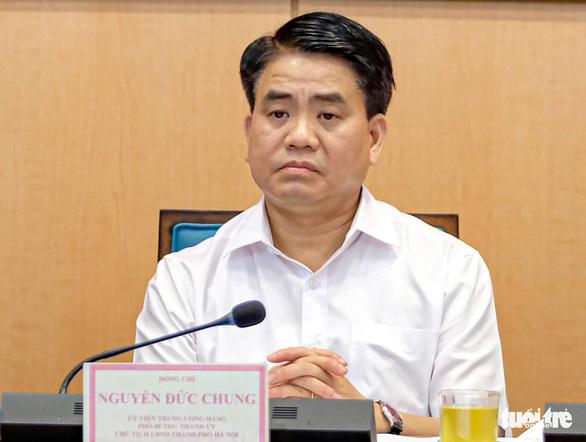 Ông Nguyễn Đức Chung chỉ đạo mua hóa chất để giúp công ty gia đình trục lợi - Ảnh 1.