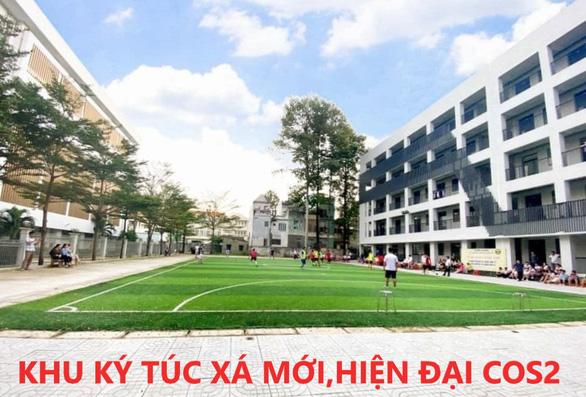 Trường Cao đẳng Thống Kê II (COS2): Xét tuyển ngành nghề Kinh tế - KD/ Công nghệ TT/ Tiếng Anh - Ảnh 2.