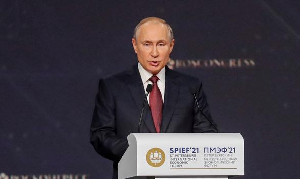 Tổng thống Putin: Nga gặp phải thiên tai chưa từng thấy - Ảnh 1.