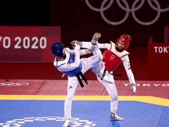 Cao thủ taekwondo dự Olympic Tokyo bị đánh rách mặt phải nhập viện phẫu thuật - Ảnh 2.