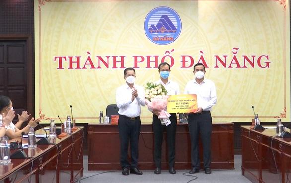 Sun Group hỗ trợ 45 tỉ đồng cùng Đà Nẵng chống dịch COVID-19 - Ảnh 1.