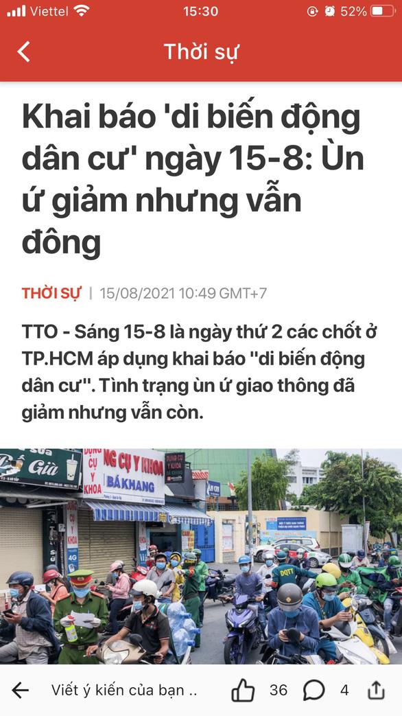Di biến động - hiện tượng nói gộp trong tiếng Việt - Ảnh 1.