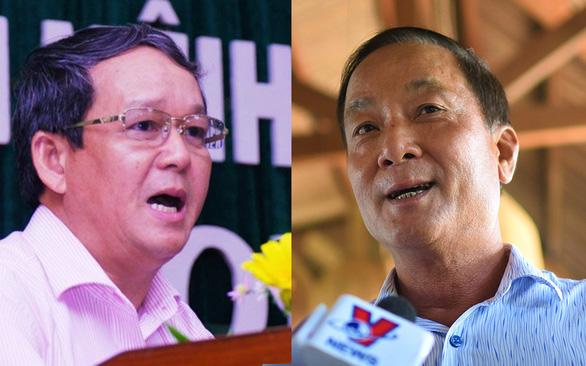 2 quan chức đánh golf ở Bình Định đã hoàn thành cách ly tập trung về nhà - Ảnh 1.