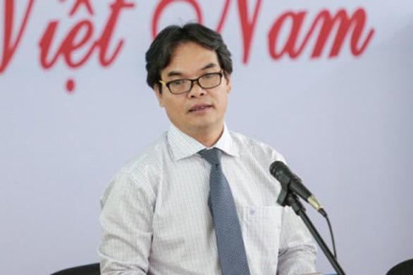 Cho thôi chức hiệu trưởng Trường đại học Mỹ thuật Việt Nam Lê Văn Sửu - Ảnh 1.