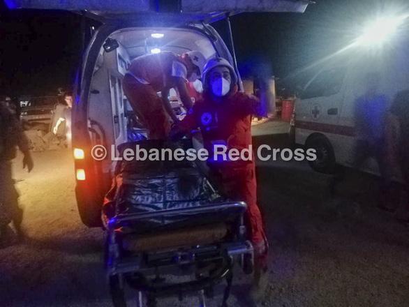Nổ kinh hoàng ở Lebanon tương tự vụ nổ cảng Beirut, ít nhất 20 người chết - Ảnh 1.