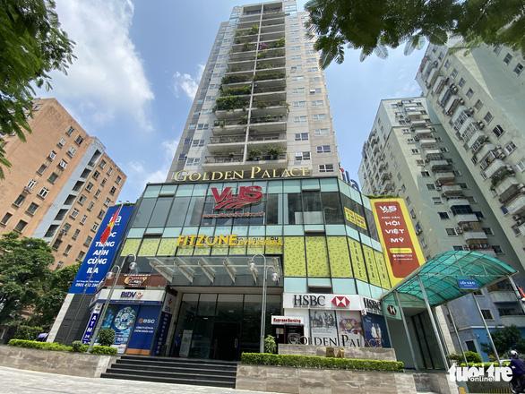 Hô biến' lô 'đất vàng' cuối cùng ở khu đô thị để xây chung cư bán thu lợi - Ảnh 2.