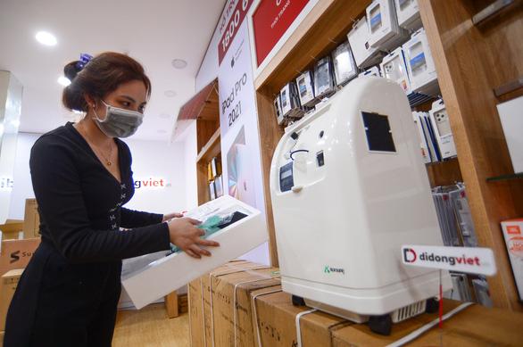 Mua máy tạo oxy cần lưu ý gì? - Ảnh 1.