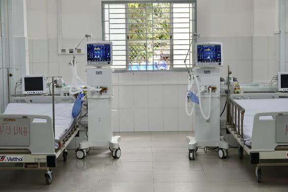 Đưa vào hoạt động trung tâm Hồi sức tích cực điều trị bệnh nhân COVID-19 nặng ở miền Tây - Ảnh 1.