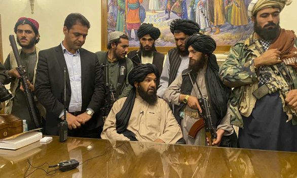 Taliban tuyên bố chiến tranh kết thúc ở Afghanistan, đạt được mục tiêu sau 20 năm hy sinh - Ảnh 1.