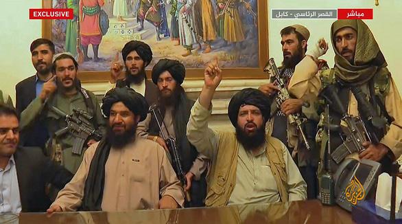 Taliban tuyên bố ân xá toàn bộ quan chức chính quyền Afghanistan - Ảnh 1.