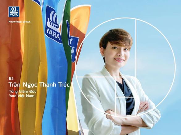 Yara Việt Nam bổ nhiệm Tổng Giám đốc người Việt đầu tiên - Ảnh 1.