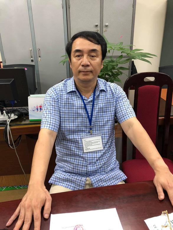 Khởi tố, bắt tạm giam ông Trần Hùng, tổ trưởng Tổ 1444 Tổng cục Quản lý thị trường - Ảnh 1.