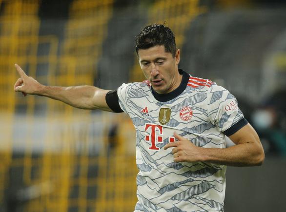 Bayern Munich đoạt Siêu cúp Đức 2021, Haaland câm lặng - Ảnh 2.