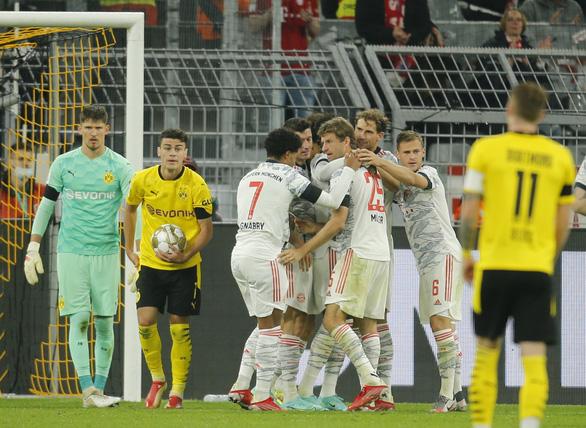 Bayern Munich đoạt Siêu cúp Đức 2021, Haaland câm lặng - Ảnh 3.