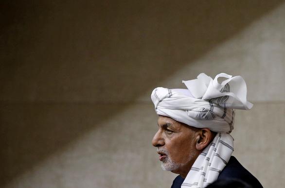 UAE xác nhận cựu tổng thống Afghanistan ở nước này - Ảnh 1.