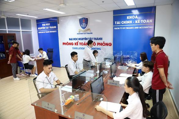 Chương trình đào tạo bằng đôi tại ĐH Nguyễn Tất Thành: 4 năm 2 bằng đại học - Ảnh 2.