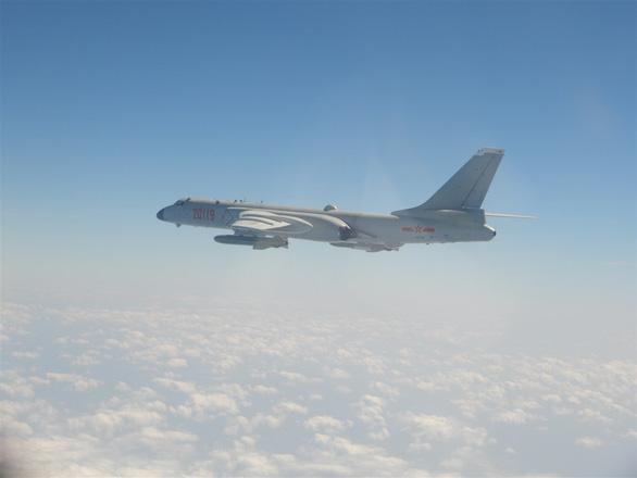 اقدامات عجیب 11 هواپیمای نظامی چین در نزدیکی جزیره تایوان - تصویر 1.