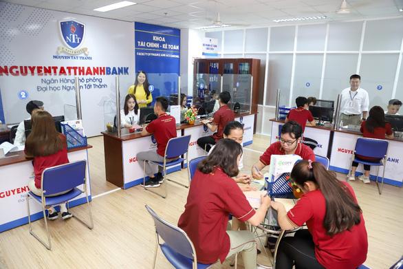 Chương trình đào tạo bằng đôi tại ĐH Nguyễn Tất Thành: 4 năm 2 bằng đại học - Ảnh 1.