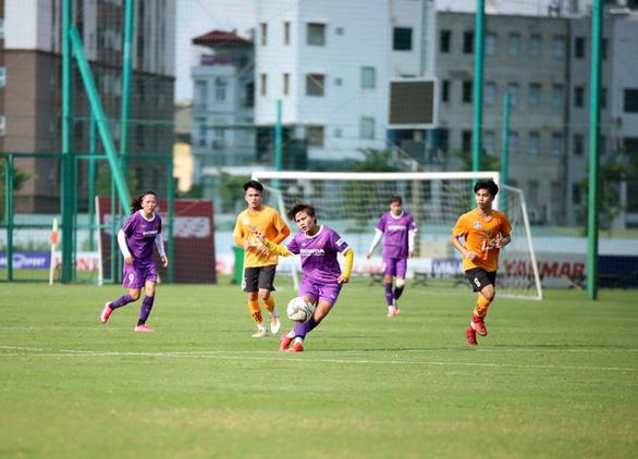 Đội tuyển nữ Việt Nam sẽ đối đầu với đội tuyển nữ Afghanistan vào ngày 23-9 - Ảnh 1.