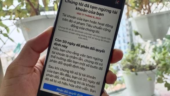 Chia sẻ clip khiêu dâm trẻ em, hàng ngàn tài khoản Facebook người dùng Việt có thể bị khóa vĩnh viễn - Ảnh 1.