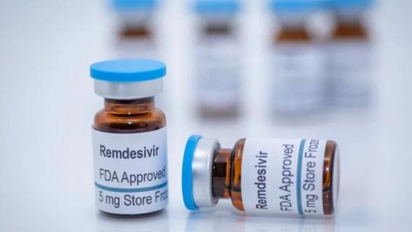 TP.HCM được cấp 13.000 lọ Remdesivir điều trị cho bệnh nhân COVID-19 nặng - Ảnh 1.