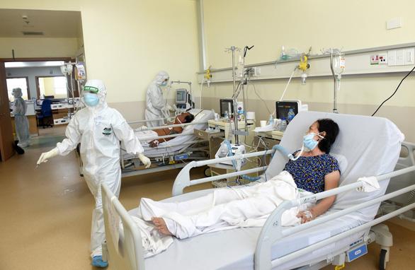 Từng quận, huyện ở TP.HCM sẽ được bệnh viện tuyến trên hỗ trợ trong điều trị COVID-19 - Ảnh 1.