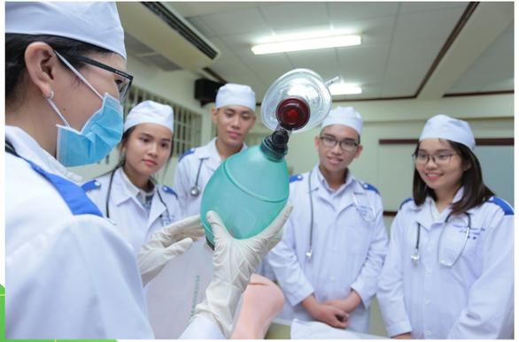 Khoa y ĐH Quốc gia TP.HCM đào tạo đặt hàng 80 sinh viên năm 2021 - Ảnh 1.