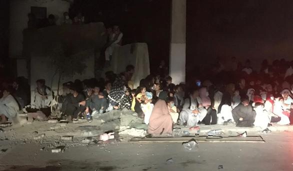 24 giờ chạm mặt Taliban của nữ nhà báo Ấn Độ - Ảnh 2.
